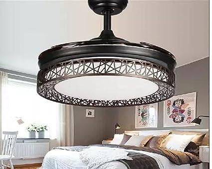 Sdkky unsichtbare lampe ventilator lampe wohnzimmer restaurant