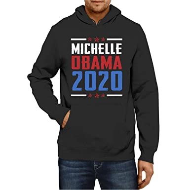 Best Mens Sweatshirts 2020 iSovo Hoodies Michelle Obama 2020 Gift Shirt for Fan of Her Men