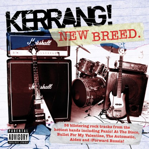 Various - Kerrang! The Best Of 2007