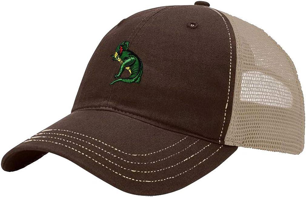 Custom Trucker Hat Richardson Tyrannosaurus Embroidery Animal Name Cotton Snaps