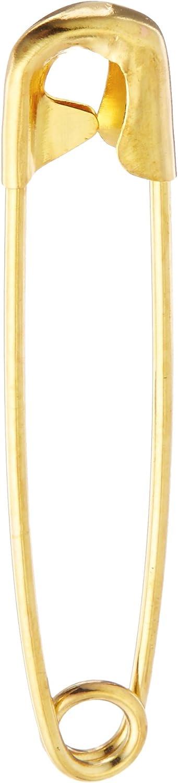 Dritz 1466 Safety Pins, Brass, Size 3 (20-Count)
