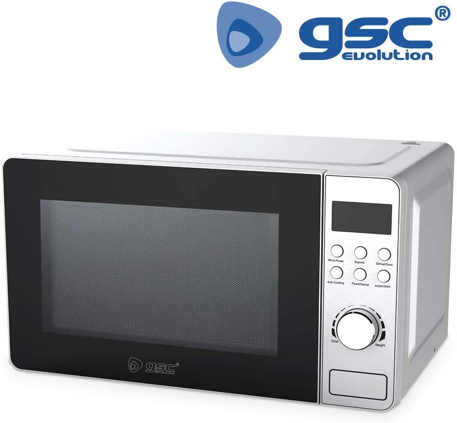 Microondas acero inox Crenn 20L GSC 400045000