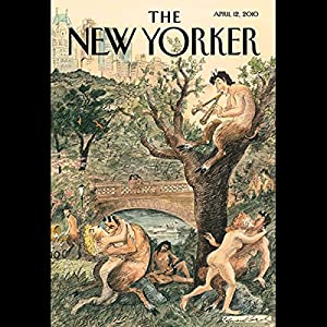 The New Yorker, April 12th, 2010 (Jon Lee Anderson, Ben McGrath, Nancy Franklin) Periodical