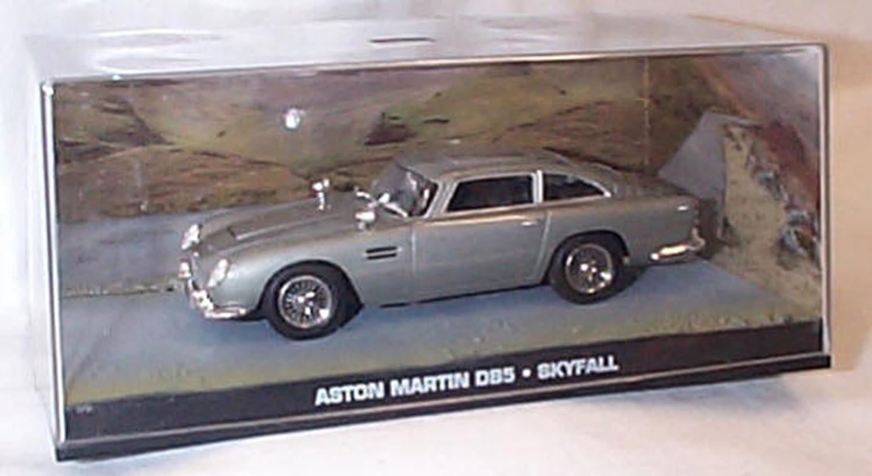 James Bond 007 Aston Martin DB5 Skyfall Film Scene Car 1.43 Scale Diecast  Model: Amazon.co.uk: Toys U0026 Games
