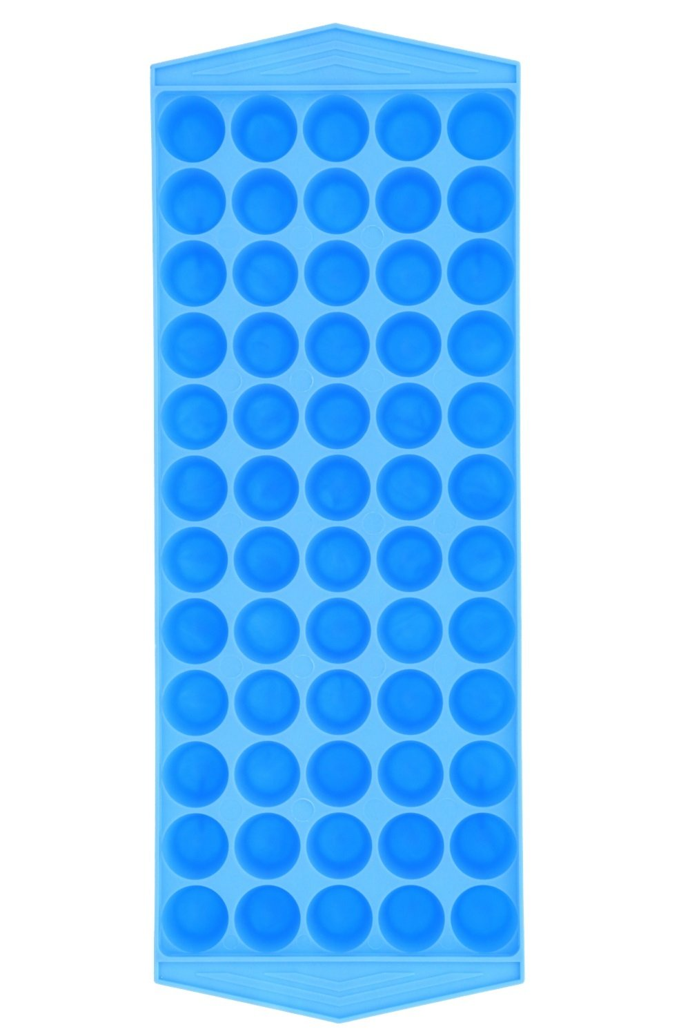 Arrow Home Products Arrow 60 Cube Ice Tray ,Blue Arrow Plastic AX-AY-ABHI-80891 3 Pack