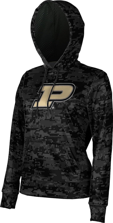 ProSphere Purdue University Girls Pullover Hoodie Digital School Spirit Sweatshirt