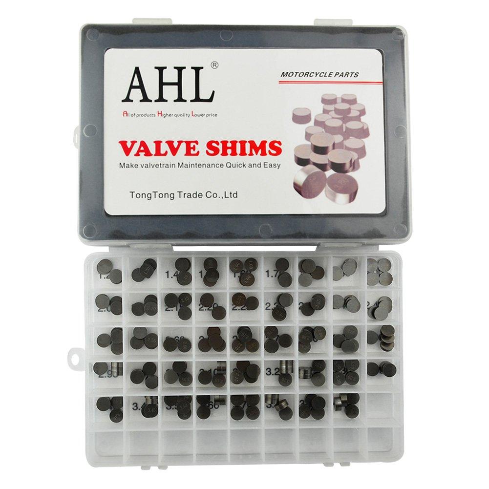 9.48mm Ventil Shim Set 4x44pcs Ventilspiel Kit fü r TL1000R TL1000 R 1998-2003 AHL