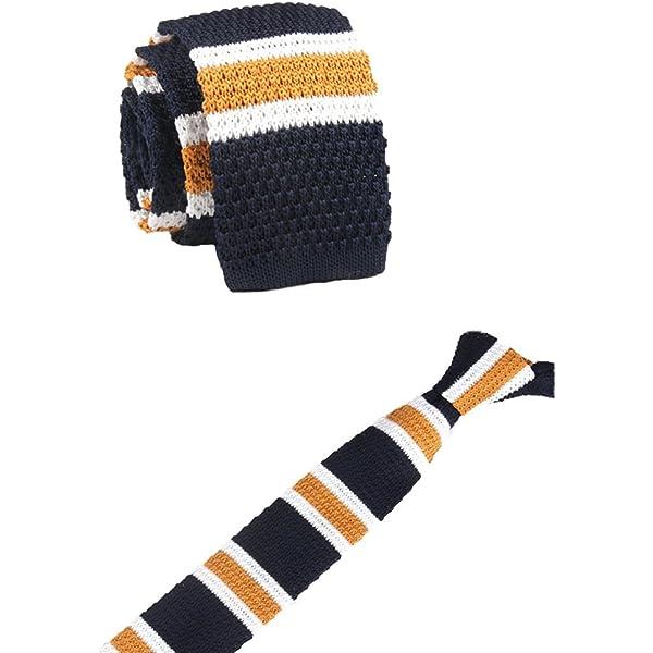 Westeng 1Pcs Corbatas de Hombre Moda Popular Corbata de Microfibra ...