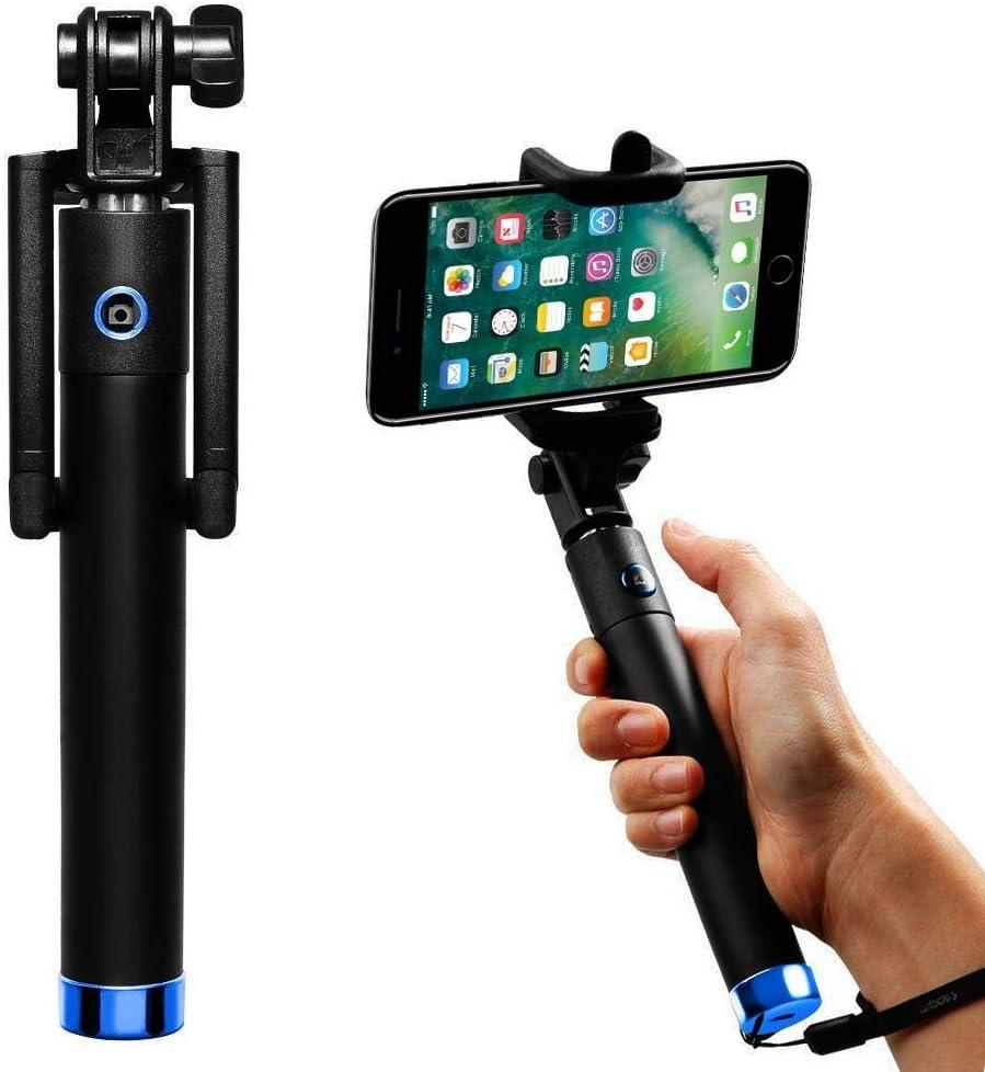 Selfie Stick, Blackview A30 Selfie Universal Compact Desine i ...