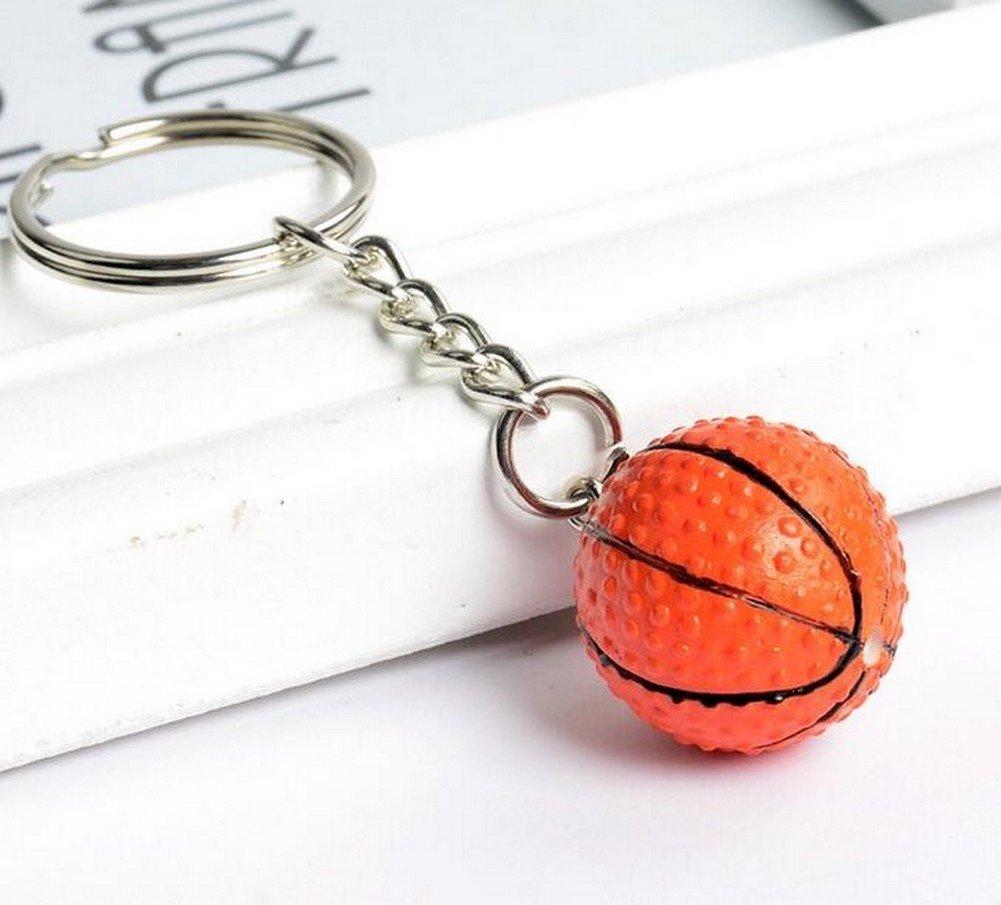 Llavero balón de baloncesto.: Amazon.es: Equipaje