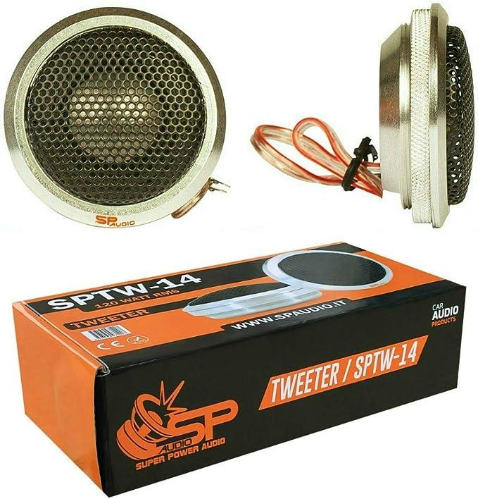 2 Sp Audio Sp Tw 14 Tweeter 2 2 5 50 Cm 55 Mm Elektronik