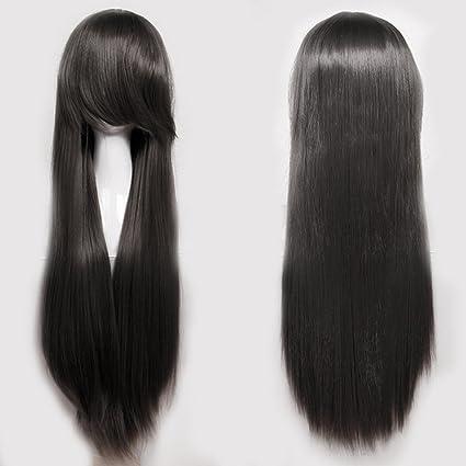 S-NOILITE ® mujeres Cosplay wig partido largo pelo de pelucas Anime completo para disfraz