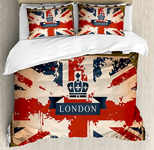 british bedding set - 2