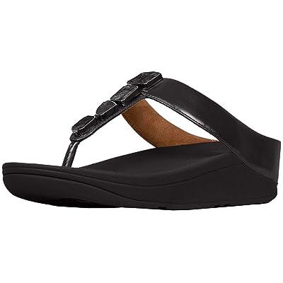 FitFlop Women's Fino Shellstone Thong Sandal | Flip-Flops