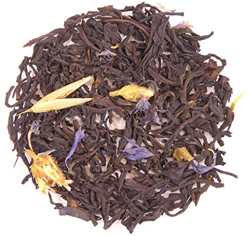 (Blueberry Loose Leaf Natural Flavored Black Tea (8oz))