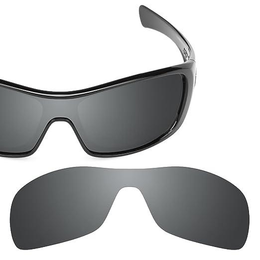 ddcdecad460 Revant Polarized Replacement Lenses for Oakley Antix Elite Black Chrome  MirrorShield
