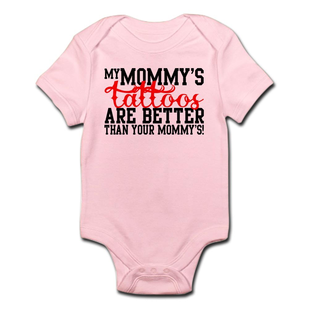 CafePress - Mom Body Suit - Cute Infant Bodysuit Baby Romper