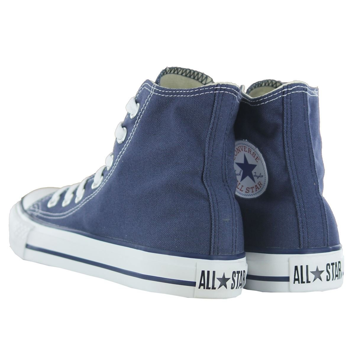 Amazon.com | CONVERSE ALL STAR HI Navy Unisex Casual Shoes (M9622C) (M US6 / W US8 / EUR39) | Fashion Sneakers