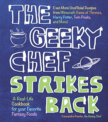 Order Pullman - The Geeky Chef Strikes Back