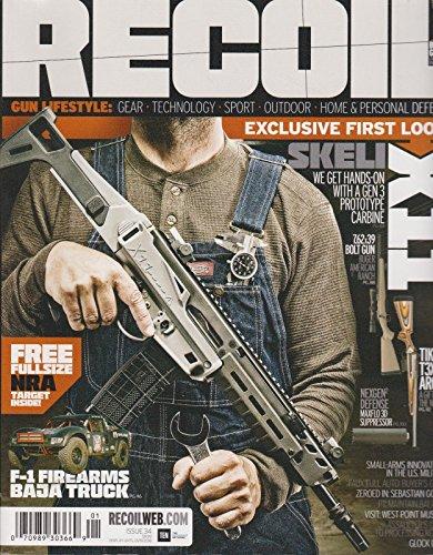 RECOIL MAGAZINE ISSUE 34 2018 - Usps Flat International Rates