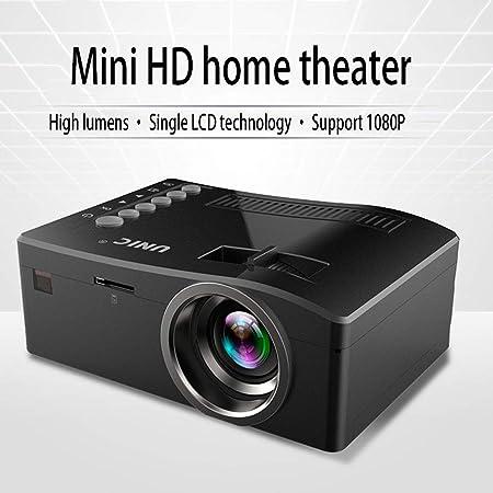 HKYMBM Proyector Portátil, Mini Proyector LED Portátil De ...