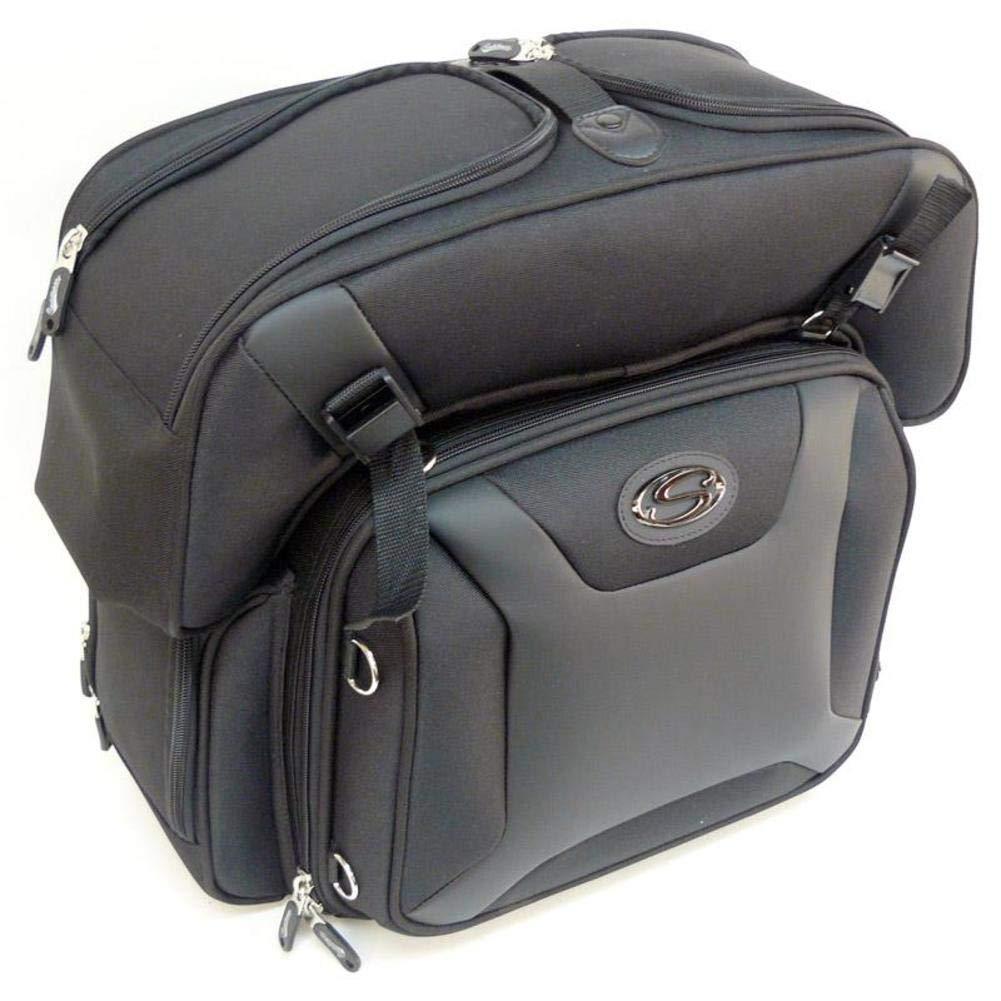 Saddlemen 3515-0141 Sport Sissy Bar and Combo Bag
