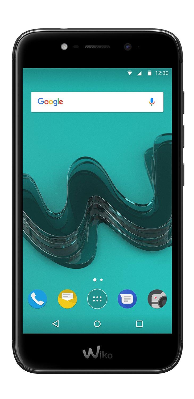 Wiko WIM Lite SIM Doble 4G 32GB Negro - Smartphone (12,7 cm (5