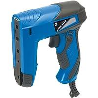 Silverline 837800 - Grapadora/clavadora eléctrica 15 mm, 45