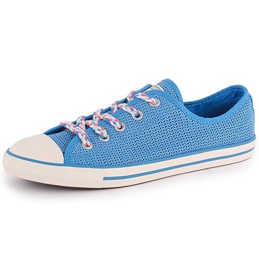 Converse CT Dainty Ox Shoes - Malt Blue / Egret