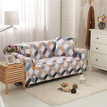 Misshome Sofabezug Elastischer Haustier Bezug Sofaüberwurf Sofa