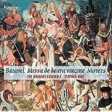 Brumel: Motets [Stephen Rice, The Brabant Ensemble ] [Hyperion: CDA68065]