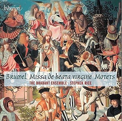 Brumel: Missa de beata virgine, Motets