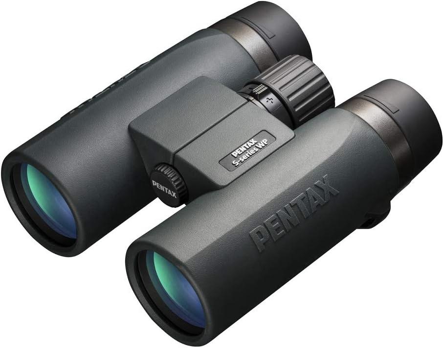Pentax SD 10x42 WP Binoculars (Green)