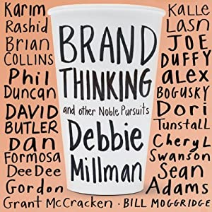 Amazon brand thinking and other noble pursuits audible audio amazon brand thinking and other noble pursuits audible audio edition debbie millman nicole vilencia audible studios books fandeluxe Image collections