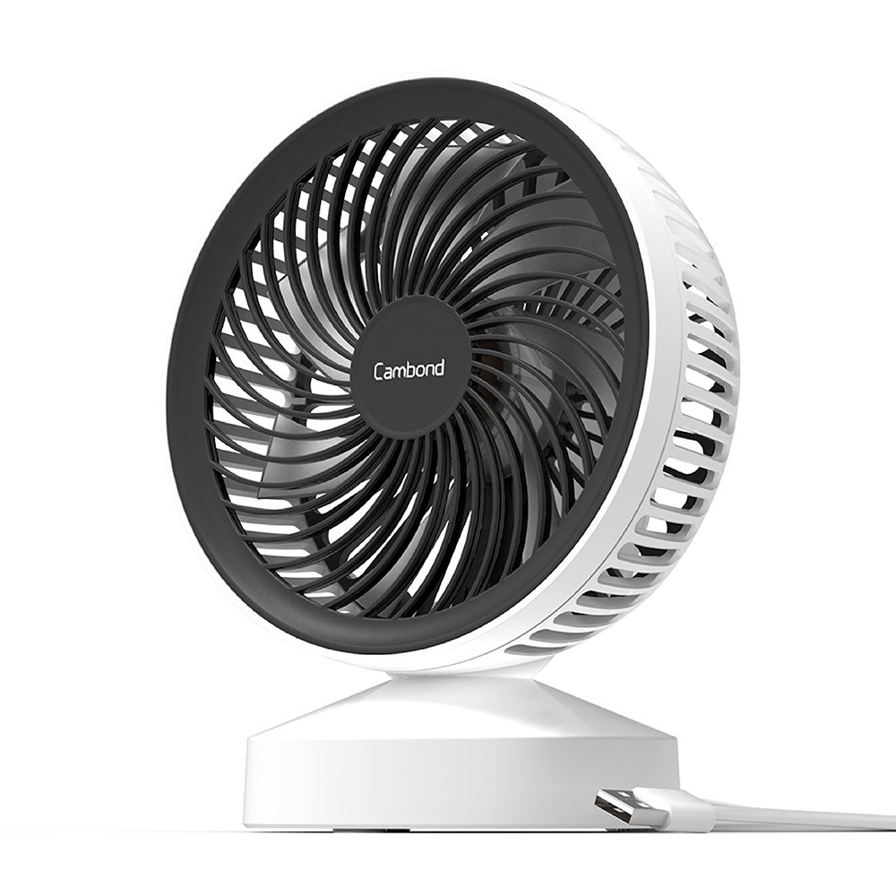 Small Desk USB Fan
