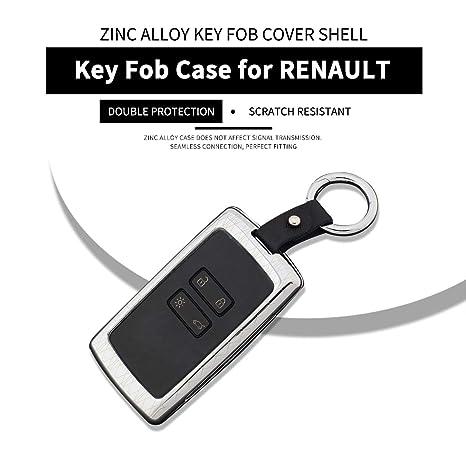 Amazon.com: Carcasa de aleación de zinc para llave ...