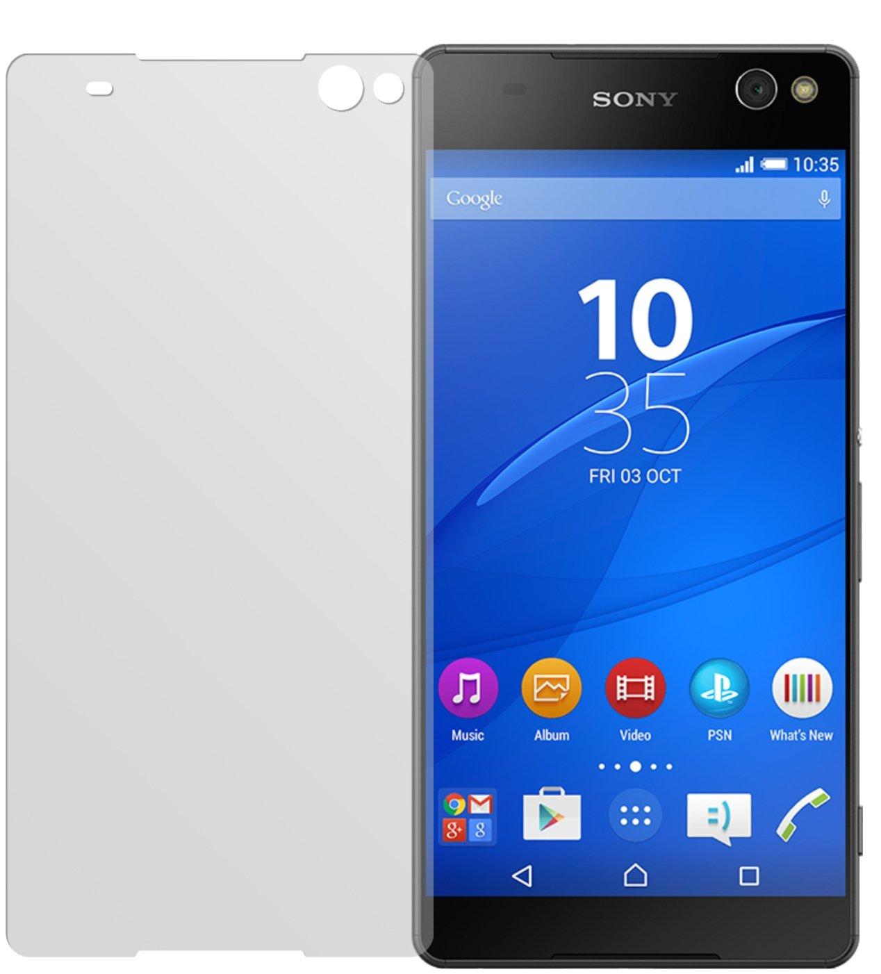 2x protector de pantalla mate Sony Cyber-shot dsc-hx60 lámina protectora