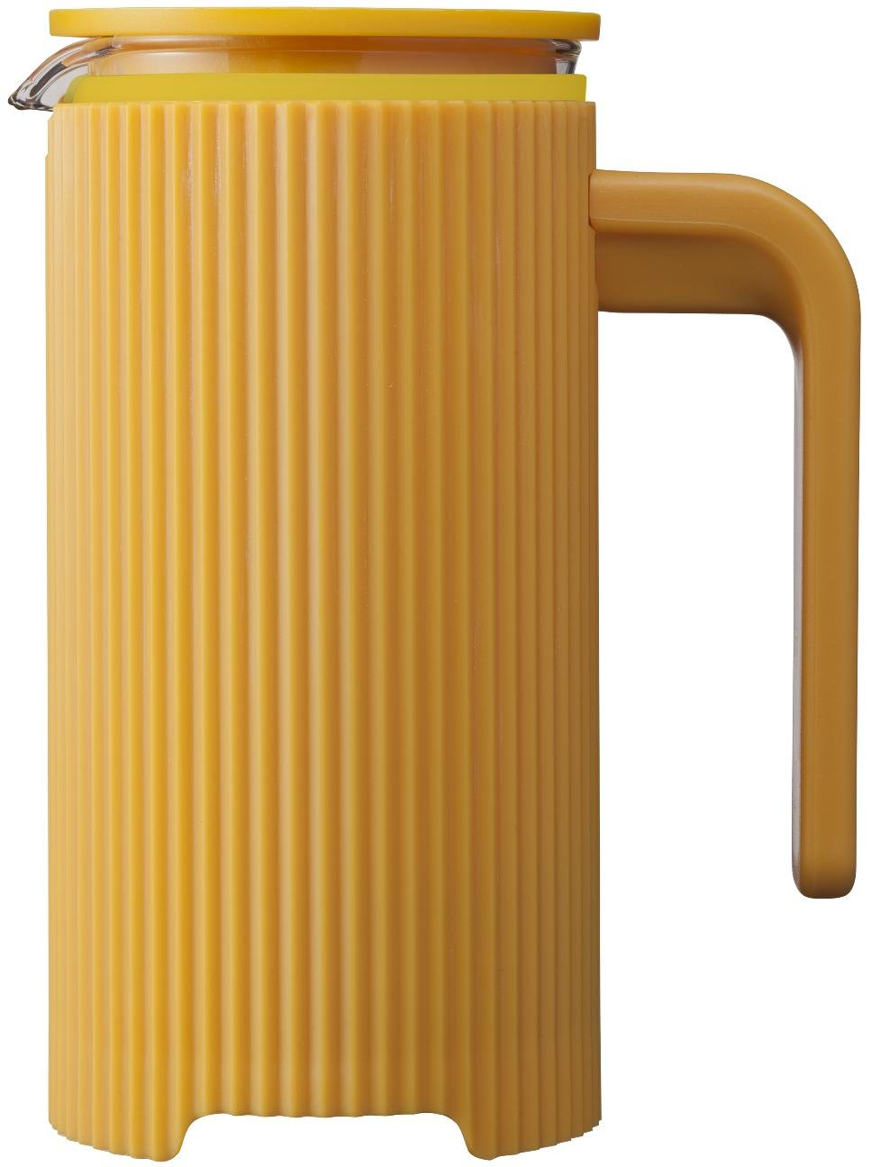 Coffee press yellow fin PRCPFIYE (japan import)