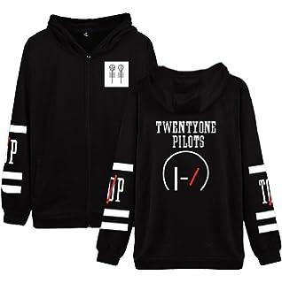 9dd8ff380 Amazon.com: Twenty One Pilots Trench Cover T-Shirt: Clothing
