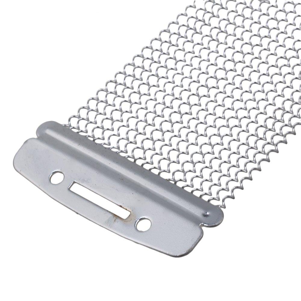 yibuy 30,5 cm 20 Strand Silber Stahl Snare Draht für Heimwerker ...