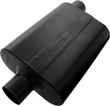 "Flowmaster 942545 Super 44 Muffler 2.5/"" Center Inlet//Center Outlet"