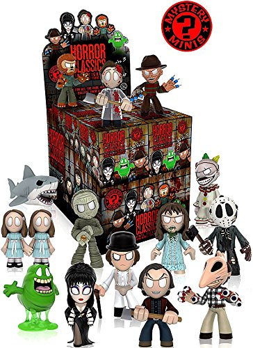 Horror Collection Mystery Minis Series 3 Display Case Set of 12 by Horror Collection Funko