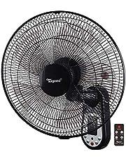 "Toyomi FW 4093R Wall Fan with Remote, 16"""