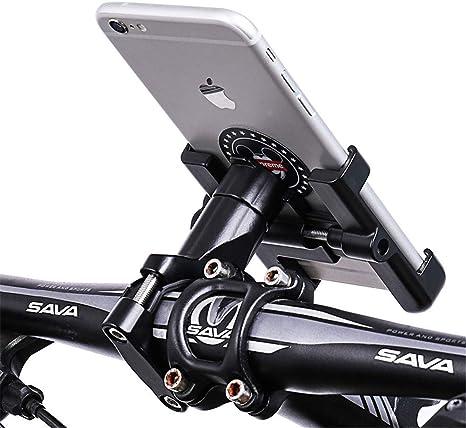 Gkbike Bicicleta Soporte para Teléfono Celular Soporte De Aleación ...
