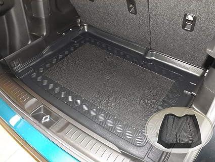 Geländewagen SUV 5-türer Gummifußmatten für Suzuki Vitara LY 2015