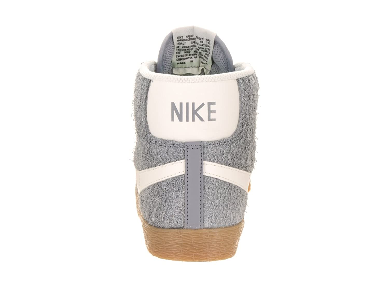Nike Blazer Mid Vintage Grå Semsket Kvinners Trenere Amazon HczTwjnZ9