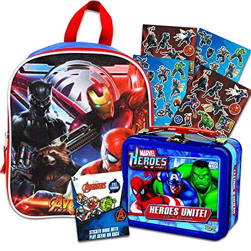 Marvel Avengers Preschool Backpack Toddler (11