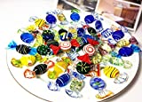 24pcs Vintage Murano Glass Sweets Wedding Favor Candy Christmas Xmas Tree Ornaments Decorations by joy2buy