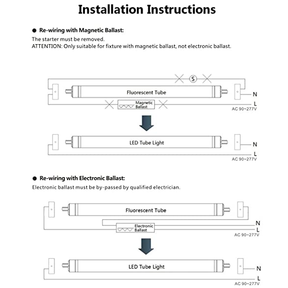61w2bbwZFPL._SY587_ magnetic ballast wiring diagram dolgular com Light Fixture Wiring Diagram at nearapp.co