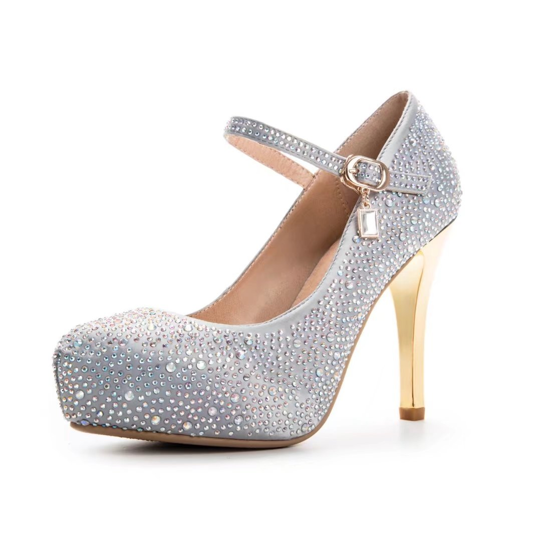 05c67c1fcd326e VIMISAOI Party Wedding Prom Shoes Women High Heel Shoes Prom Sexy Crystal  Stiletto Pumps B077X5TV32 7 M US